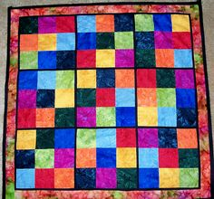 Sudoku Quilt  | by quilts by elena