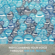 Finding your voice on social media (episode 67)
