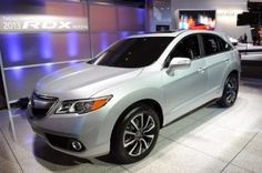 2013 Acura RDX; A Small SUV with Premium Feel