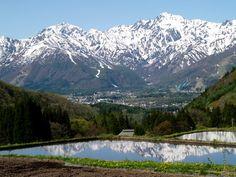Escape to Hakuba, Nagano prefecture.