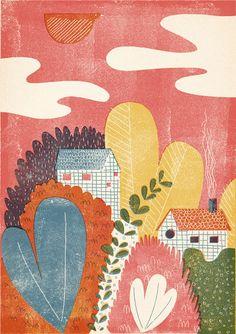 Barbara Dziadosz's fab illustrations