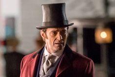 greatest showman hugh jackman top hat