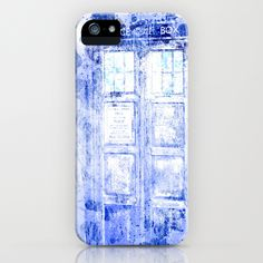 Time and Relative Dimension in Space (Doctor Who) iPhone Case