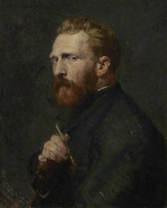 """6,769 Likes, 32 Comments - @mirthiferous on Instagram: """"Vincent van Gogh (1886), by John Peter Russell (16 June 1858 – 30 April 1930) #art #painting…"""""""