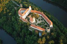 Bítov castle, Czech Republic