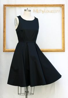 audrey hepburn breakfast at tiffanys black dress vintage inspired retro dress womens dresses ti