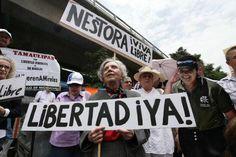 #nestorasalgado hashtag on Twitter