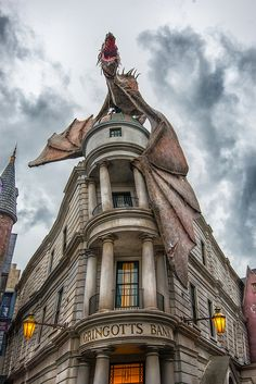 Diagon Alley | Flickr - Photo Sharing!