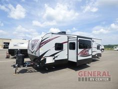 New 2017 Prime Time RV Fury 2910 Toy Hauler Travel Trailer at General RV | Wixom, MI | #140955