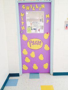 St. Patrick's Day Classroom | Classroom Winter Door ...