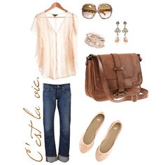 first Polyvore...