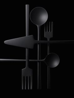 Nendo Product Design. Fork knife spoon cutlery #productdesign