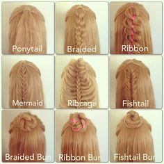 mermaids style and mermaid braid on pinterest