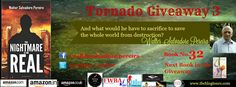 LITERATI: TORNADO GIVEAWAY 3 - THIS NIGHTMARE IS FOR REAL BY...