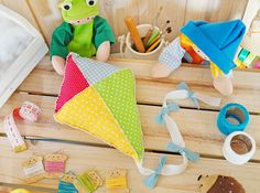 New Ideas Origami Passo A Passo Sapinho Sewing Projects For Kids, Sewing For Kids, Diy For Kids, Craft Projects, Craft Ideas, Craft Blogs, Sewing Ideas, Diy Arts And Crafts, Crafts To Make