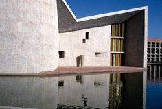 Gandhi Bhawan architect: Pierre Jeanneret  1956