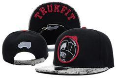 TRUKFIT Snapback Hat Black , wholesale  $5.9 - www.hatsmalls.com