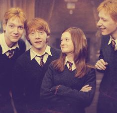 Some of the weasleys
