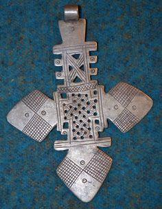 Antiguo Tradicional Ortodoxa Etíope cristianos coptos Cruz Colgante Etiopía   Objetos de colección, Religión y espiritualidad, Cristianismo   eBay!