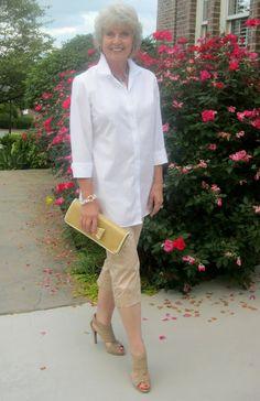 Fifty, not Frumpy: September Date Night