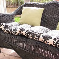 How to paint wicker furniture Step by step tutorial on how to paint wicker furniture.