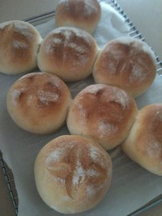 #Thermomix Bread Rolls - ready in under 1 hour - Recipe