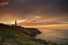 Faro de Cabo Mayor. Santander. #Cantabria #Spain