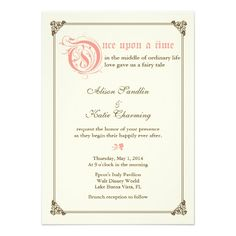 147 Best Fairytale Wedding Invitations Images Dream Wedding