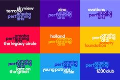 Geometric Font, Visual And Performing Arts, Young Art, Farm Art, Greek Words, New Names, Art Logo, Business Card Design, Business Cards