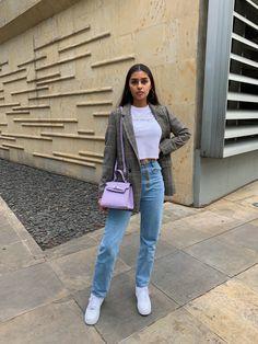 Vsco, Mom Jeans, Street Style, Fashion Outfits, Pants, Bohemian, Blouse, Trouser Pants, Fashion Suits