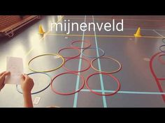 Mijnenveld / Minefield in de gymles Fun Activities For Kids, Games For Kids, Crossfit Kids, Team Building Games, Pe Games, Mindfulness For Kids, Physical Education Games, Indoor Games, Yoga For Kids