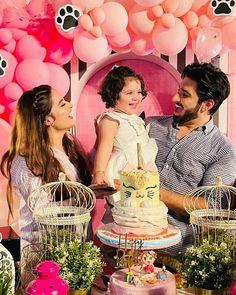 Amal Muneeb's Birthday Party Video Girl Birthday Themes, 2nd Birthday Parties, Birthday Celebration, Happy Birthday, Dating Blog, Pakistani Wedding Outfits, Aiman Khan, Pakistani Dress Design, Pakistani Actress