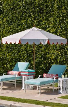 33 coral aqua patio decor ideas