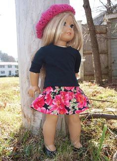 18 inch Dolls Clothes American Girl Doll by AbygailElizabeth, $17.75