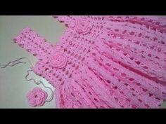 Ben bu modelimde Nako bebe 100 iple bir buçuk yumak ip kullandım tığ olarak 7 80 mm tığ ile 5 zincir çekip zincirimin içini 3 trabzan 3 zincir 3 trabzan la d... Crochet Baby Clothes, Crochet For Boys, Free Crochet, Crochet Hats, Kids Patterns, Crochet Patterns, Brooches Handmade, Baby Knitting, Baby Dress