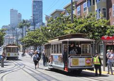 At the end of June I finally got the time to post my final report of the Blog On Tour in the USA. It was from San Francisco with  pics of cable cars, buses, trolleybuses and historic streetcars.
