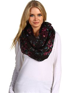 Im obsessed with infinity scarves