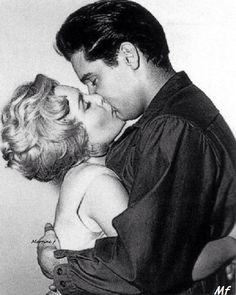 1000+ images about Elvis Presley kiss on Pinterest | Elvis ...