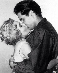1000+ images about Elvis Presley kiss on Pinterest | Elvis ...