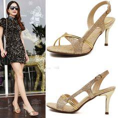 $19.90 (Buy here: https://alitems.com/g/1e8d114494ebda23ff8b16525dc3e8/?i=5&ulp=https%3A%2F%2Fwww.aliexpress.com%2Fitem%2F2015-Plus-size-34-39-New-Arrival-Korean-Style-Fashion-Summer-Solid-Thin-Heels-flat-Women%2F32359990815.html ) Womens Shoes gold Sandals Summer 2016 European Med Heels Glitter Open toe Buckle Comfortabele Elegant Sandal Woman Ladies-Shoes for just $19.90
