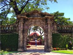 Pancratius Chapel, Paco Park and Cemetery For several years, I lived in Manila, mostly in Paco and Sta. Manila, Cemetery, Museums, Barcelona Cathedral, First Time, Philippines, Earth, Architecture, Building