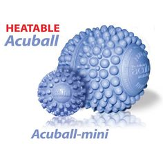 The Acuball safely applies acupressure heat to painful, congested areas of the body.
