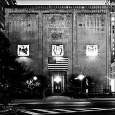 Black and White Photos of The Brooklyn Battery Tunnel and Triborough Bridge Authority - Metroscap.com