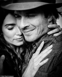 Milestone: It's been two years since Nikki Reed and her second husband Ian Somerhalder sai...