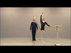 How to Train Muscles for Lifting Legs Higher in Ballet : Useful Exercise Tips - YouTube