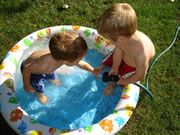 #Epi #RWI Recreational Water Illness and Injury Prevention Week - May 19-25. Even kiddie pools need protection from RWIs. Check out this CDC fact sheet.