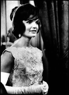 """Jacqueline in Paris, Elysée Palace, Paris  July 1961: Photo by Jacques Lowe   While in Paris, she became more of celebrity than her husband, provoking Kennedy's statement """"""""I am the man who accompanied Jacqueline Kennedy to Paris."""""""