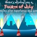4th of July 2014 Greetings 4