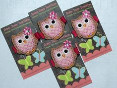 Search results for girls party owl