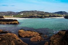 Clachtoll Beach and Bay, one of my favourite spots on the Sutherland coast, looking forward to heading up there next week.
